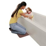 Bath Time Kneeler