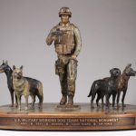 Honoring our Four-Legged Veterans